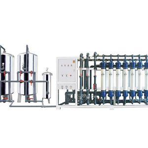供应 3000吨矿泉水过滤软化  水处理设备