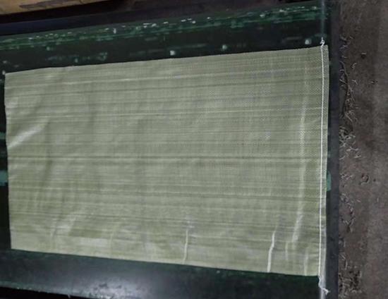 绿色打包编织袋