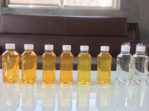 醇基液体燃料油和成品油的区别?