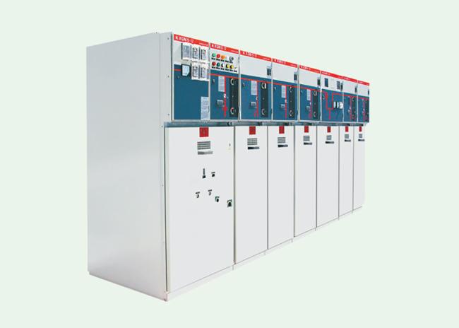 HXGN15-12型环网柜