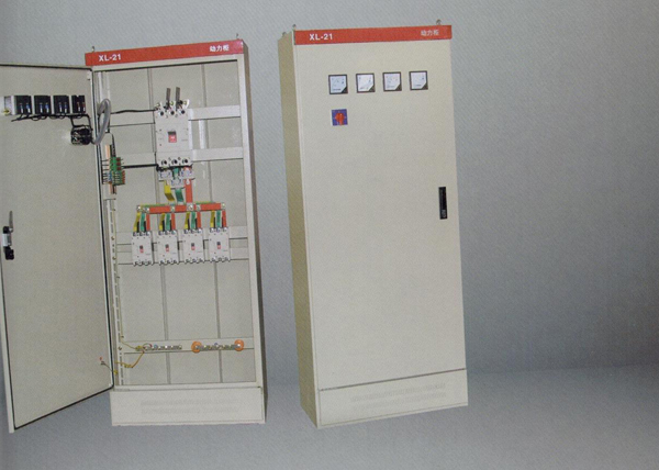 XL-12系列低压动力配电柜
