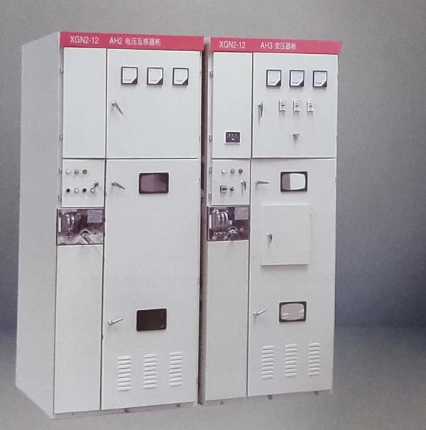 XGN66-12型户内高压箱型固定式金属封闭开关设备