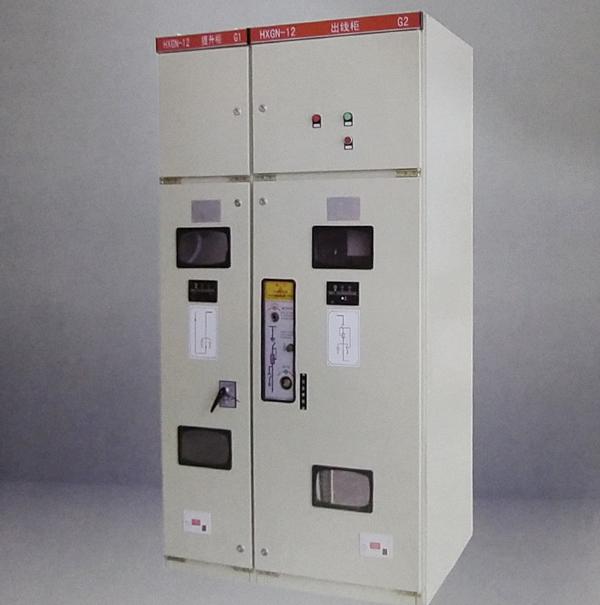 HX6N-12箱型交流金属封闭开关设备