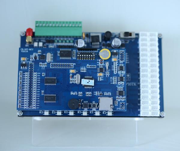 宿迁电梯管理刷卡管理系统展示TY-32内选分层控制系统2