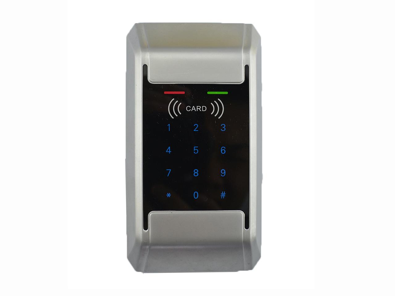 门禁系统厂家介绍TY-19M 外呼密码一体机