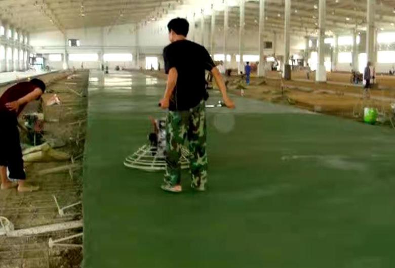 北京富华丽都专业铺设环氧自流平