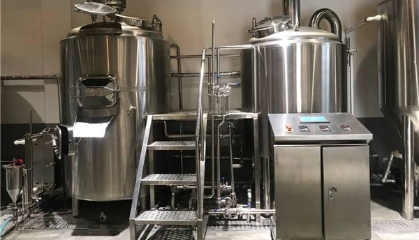 餐厅啤酒设备麦汁煮沸过程是个不简单的过程