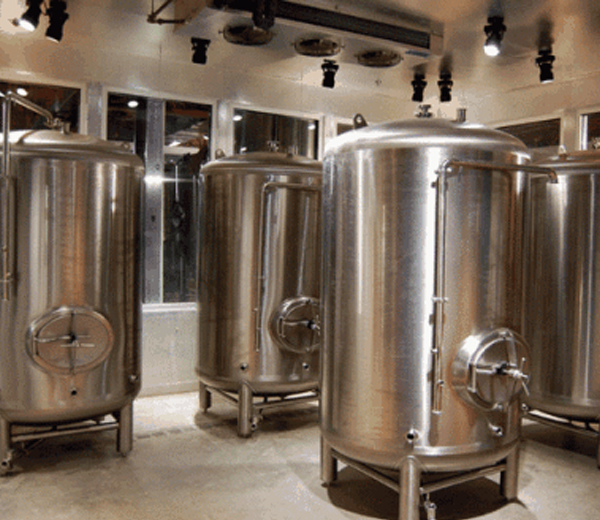 烤肉店自酿啤酒设备