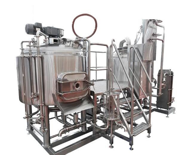 小型自酿啤酒设备