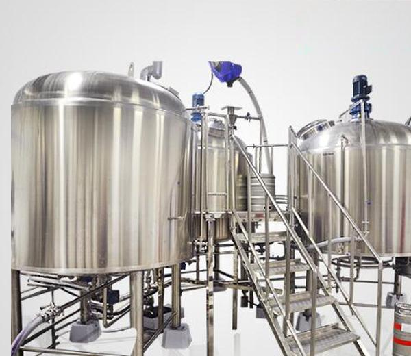 小型成套自酿啤酒设备