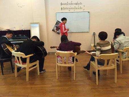 乌鲁木齐乐器培训中心