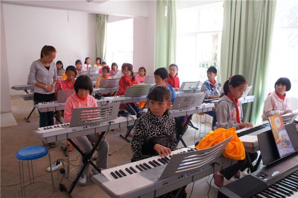 乌鲁木齐电子琴培训