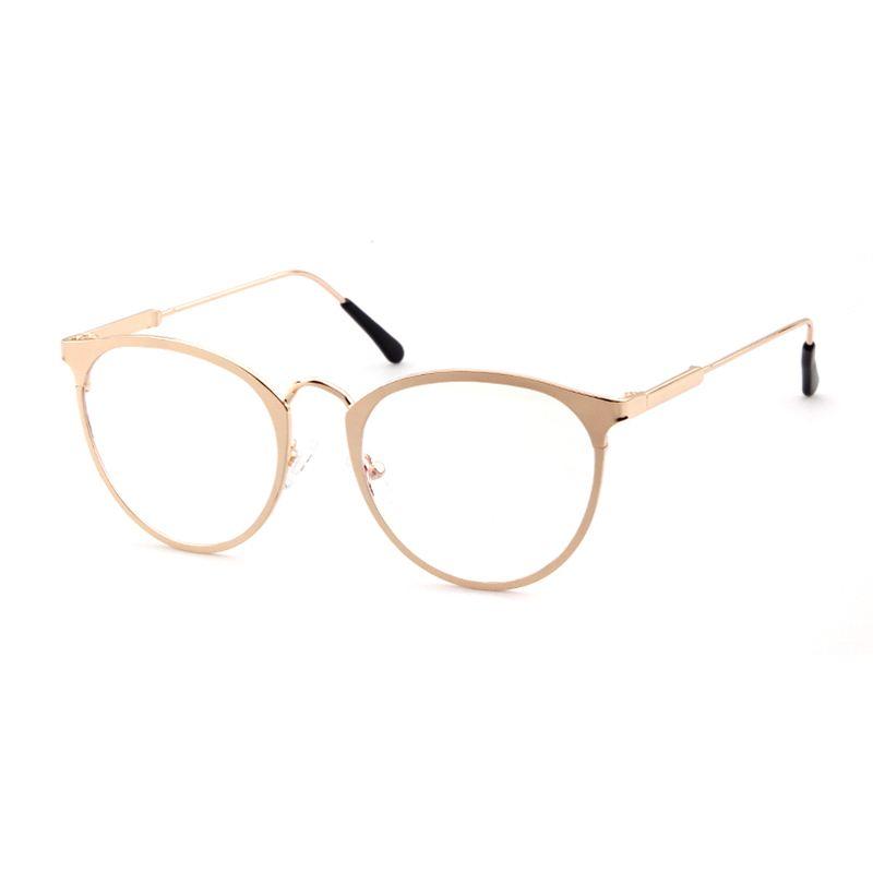 尚壹钛3088沙金全框超轻眼镜架