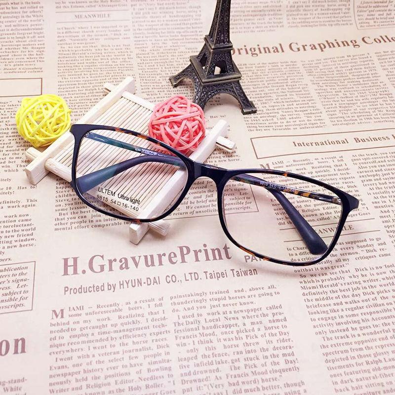 眼镜架应该如何进行佩戴和保养
