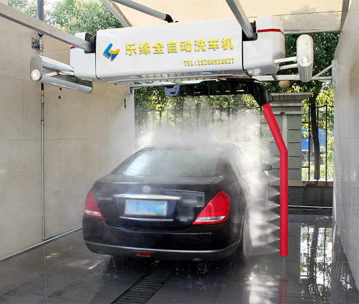 全自动无接触洗车机