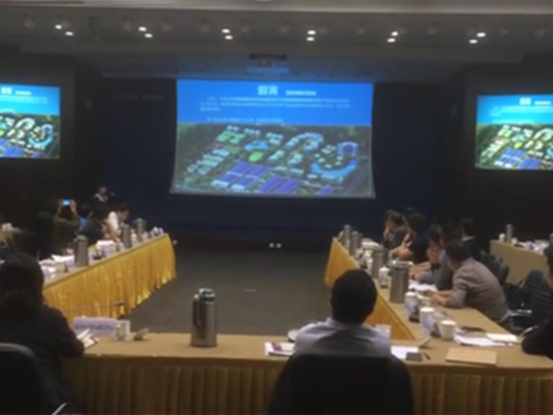 关于南京市柴油叉车污染排放专项整治会议