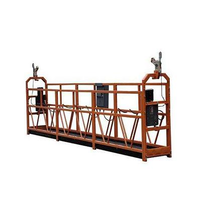 电动吊篮实用检查:安装后进行…