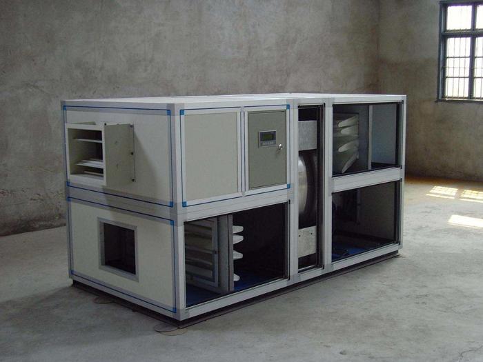 转轮式空气热回收机组
