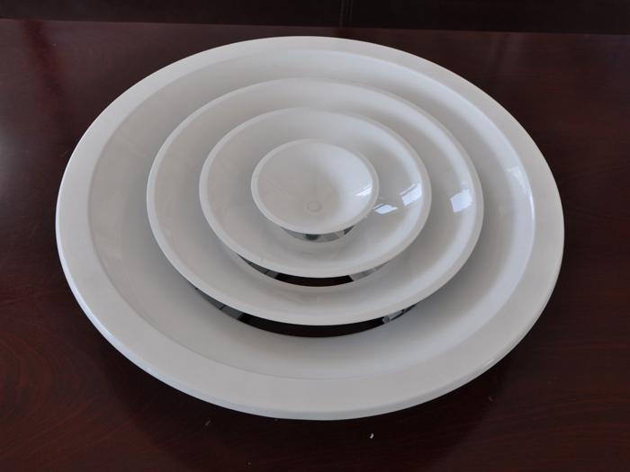 圆形散流器