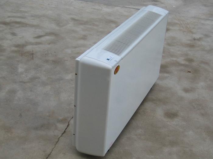 立式明装风机盘管
