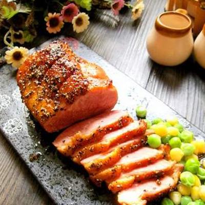 黑胡椒鸭胸肉