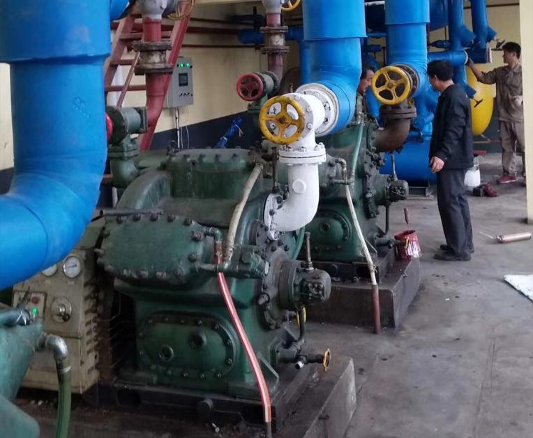 山东氨机改造设备