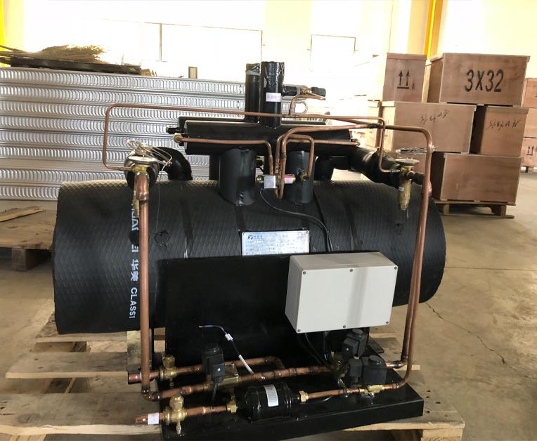 膨胀泵式循环桶