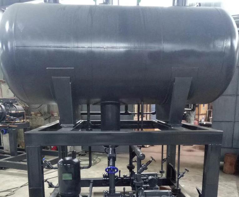 屏蔽泵式循环桶