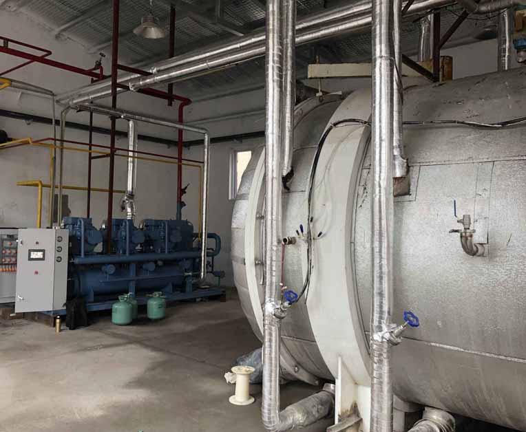 真空冻干仓设备(50到3000kg)