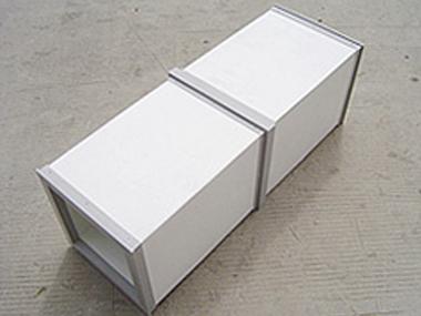 玻镁风管安装