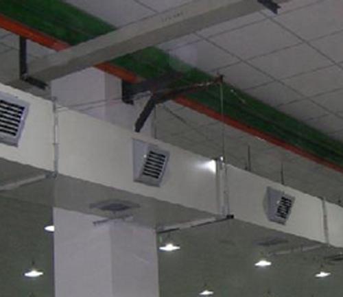 安装彩钢风管