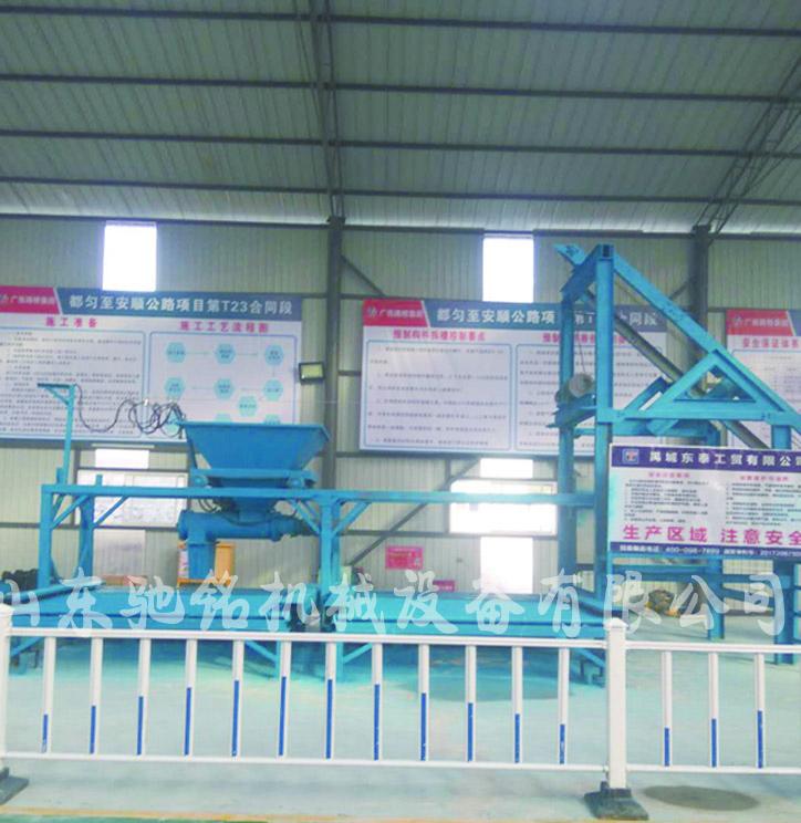 贵州省预制设备安装案例