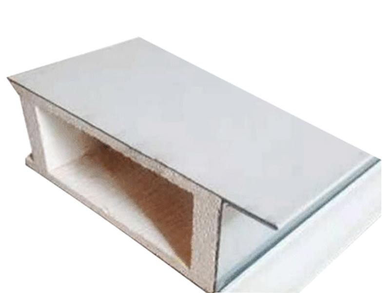 机制中空玻镁净化彩钢板