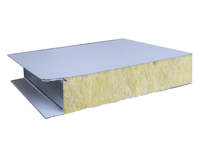 机制岩棉净化彩钢板