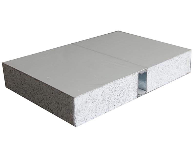 机制硅岩净化彩钢板