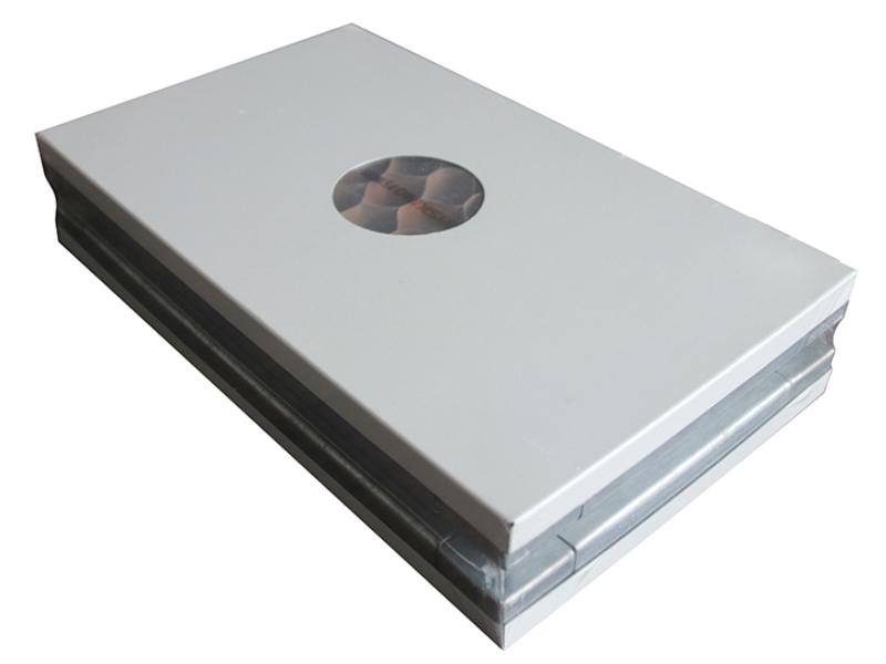 手工纸蜂窝净化彩钢板