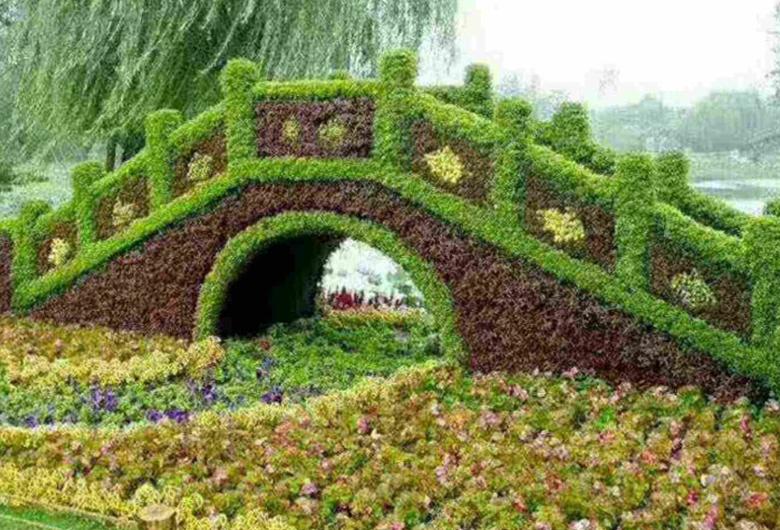 城市景观绿雕
