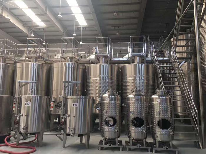 葡萄酒发酵罐应用——冷浸渍生产优质葡萄酒工艺!