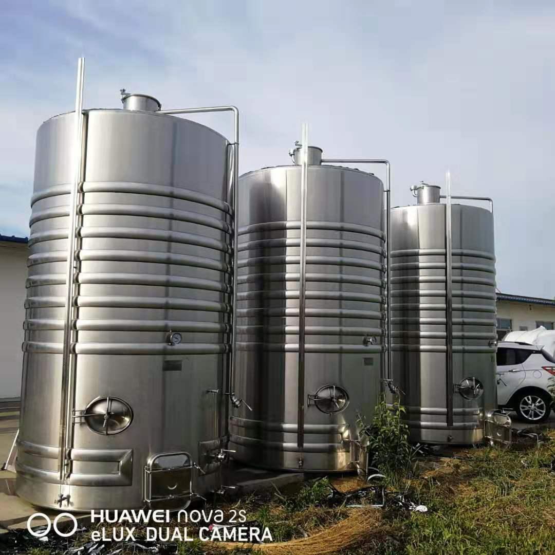 对于啤酒设备发酵罐的各部件用途详解。