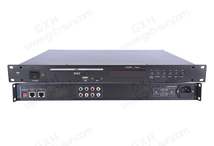 受控DVD/MP3播放器