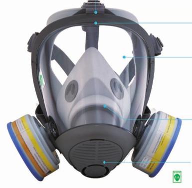 小金罩XP300S全面罩