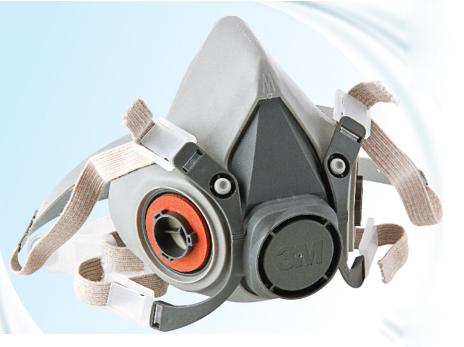 6000系列呼吸防护半面罩