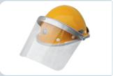 AY1080配帽型防护面罩