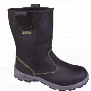 代尔塔301404高帮安全鞋