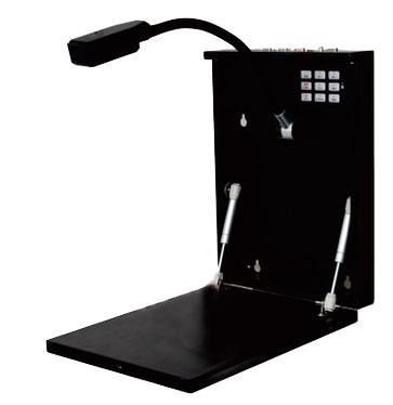 SJ-T880高清数字软管展示台