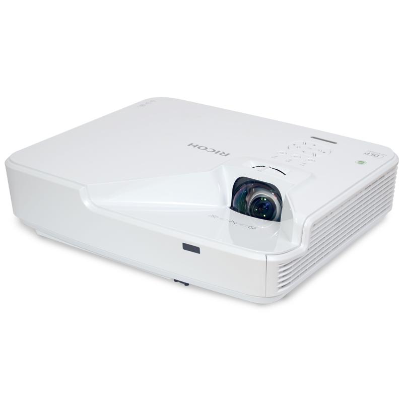 理光-PJ LX3000ST投影机