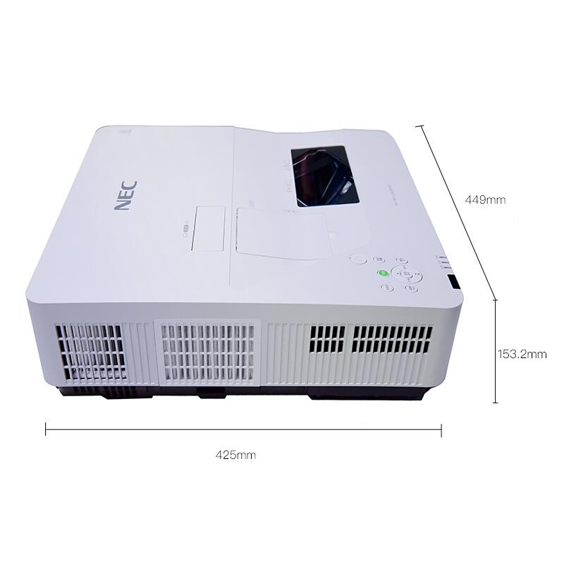 NEC NP-CU4300XD投影机