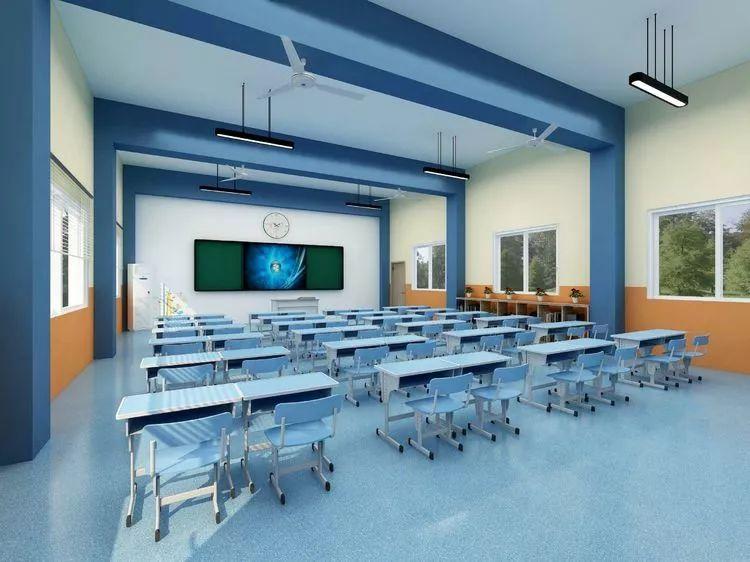 智慧健康教室——科技改变教育,方能成就未来