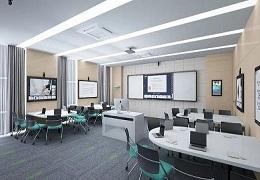 《中小学健康教室建设规范》下,多媒体电教设备安装方案该如何响应政策规范?