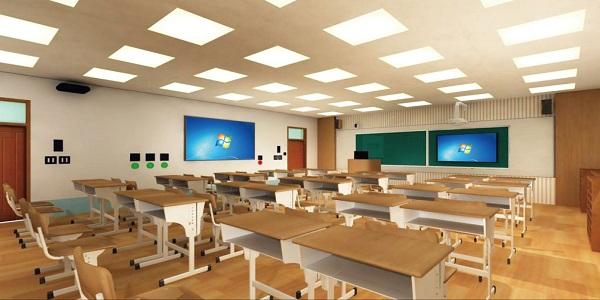 多媒体智慧教室